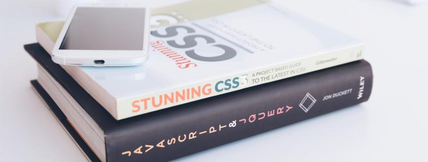 CSS web books