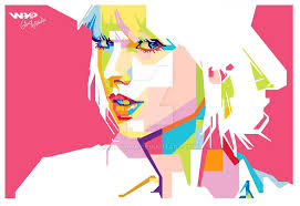 Graphic-artist-Taylor-Swift
