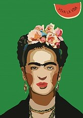 graphic-artist-image-Frida-Kahlo