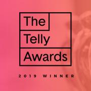 catmedia telly award winner